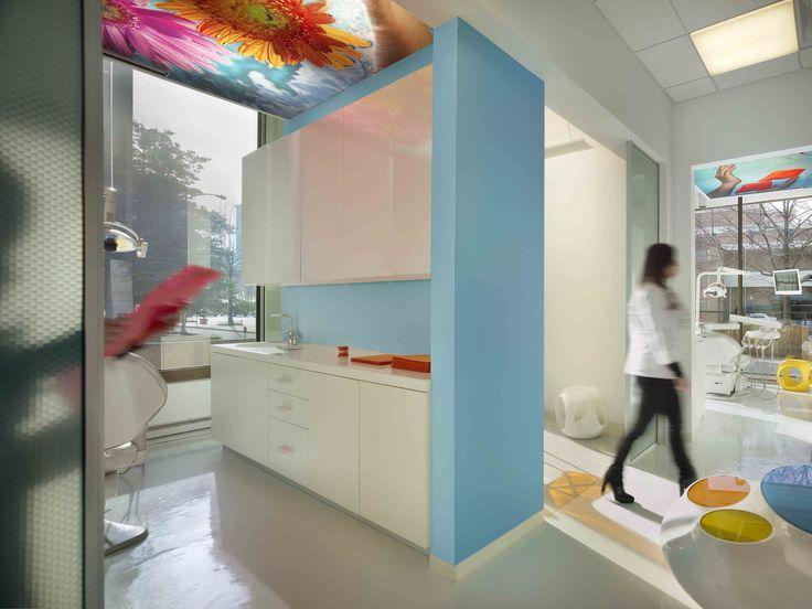 Gallery Of Smile Designer Dental Office Interiors Antonio Sofan