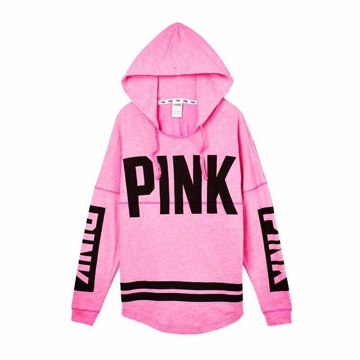 Victoria's Secret Pink - pink Hoodie.