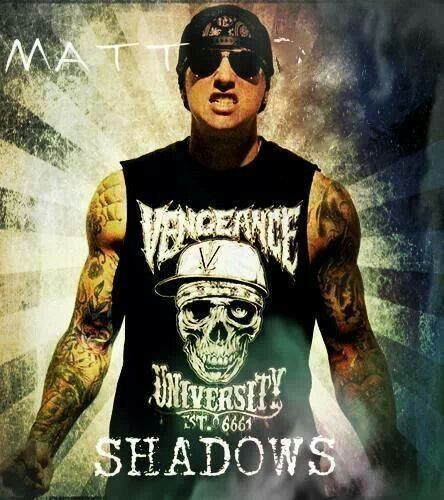 M Shadows-Avenged Sevenfold