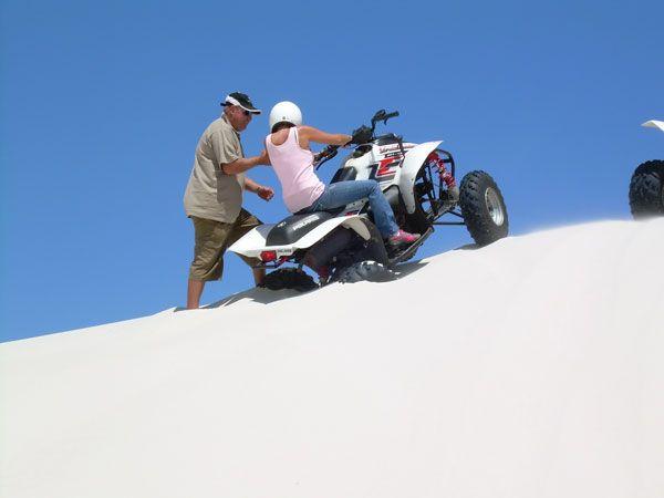 Adventure Tours in Cape Town   Quad Biking in Cape Town