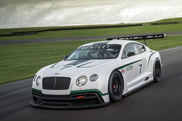 Bentley Continental GT3-1