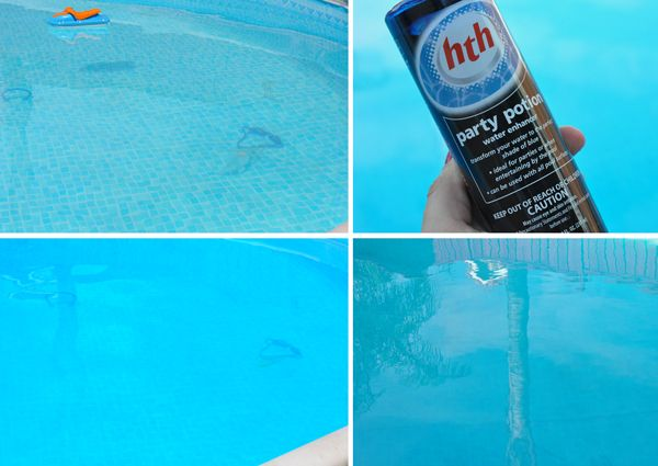 27 best hth products images on pinterest backyard ideas - Pool shock how long before swimming ...