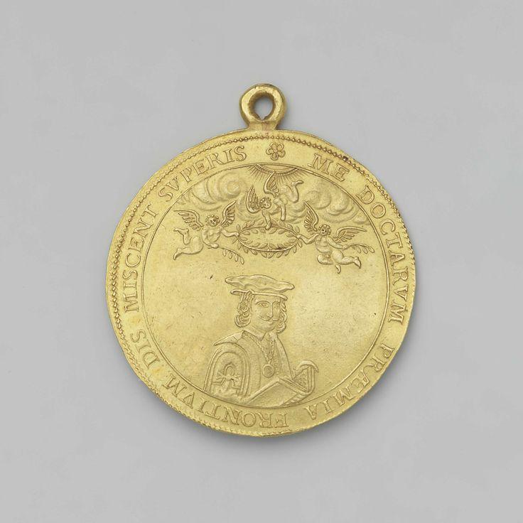 Erepenning, Promotie met de kap, Roelof van Cuylenburch, 1649