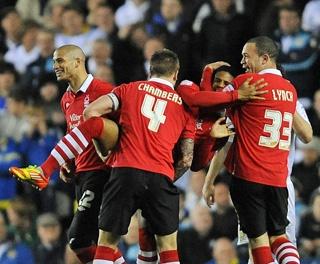 Garath McCleary, the 4 goal hero VS Leeds United.
