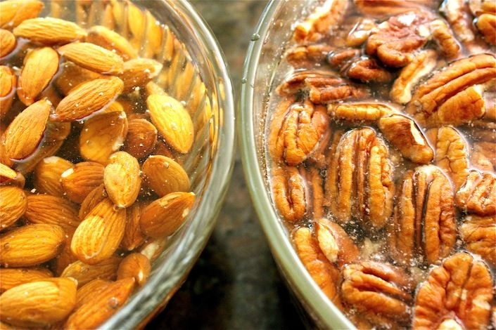 Is Soaking Nuts Necessary and learn how to properly soak raw nuts | WholeLifestyleNutrition.com