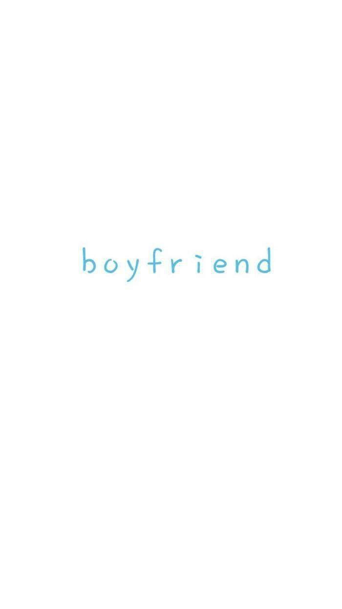 Boyfriend/Namorado