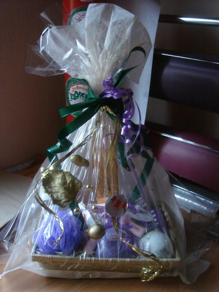 M s de 25 ideas incre bles sobre cestas de regalo de for Geles placer