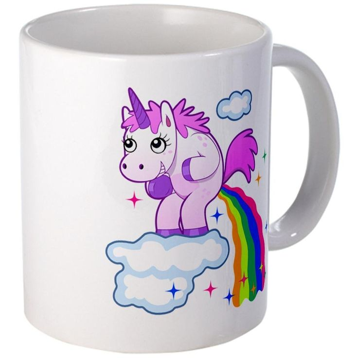 119 Best Images About Unicorns Farting Out Rainbows On
