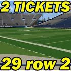 #Ticket 2ND ROW 2 LOWERS: Utah State Aggies @ BYU Cougars Football 11/26 29row2 #deals_us