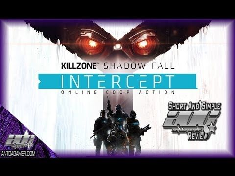 ADG Short And Simple Review & Gameplay: Killzone Shadow Fall Intercept Coop