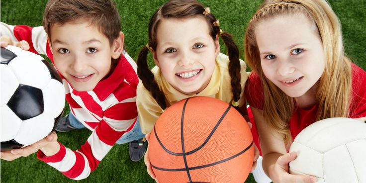 Playing team sports can help your kids become confident, well-adjusted and resilient. Team sports teach kids many valuable life lessons. Read more here at http://bit.ly/24nFLMM