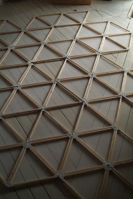 Triangular structures structural art pinterest for Triangular structures in architecture