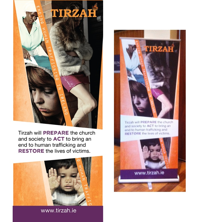 Tirzah Pull-Up Banner