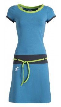 sportieve en stoere jersey jurk Zendee