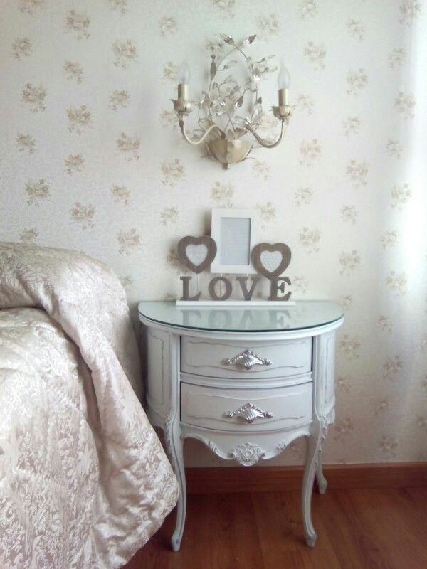 M s de 1000 ideas sobre muebles blancos antiguos en - Estilo de muebles antiguos ...