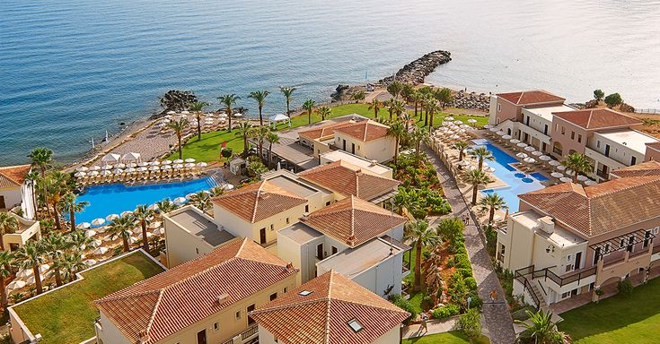 All Inclusive Resort Crete Greece, Club Marine Palace & Suites #AllInclusiveResorts #HotelsCrete #ResortsCrete