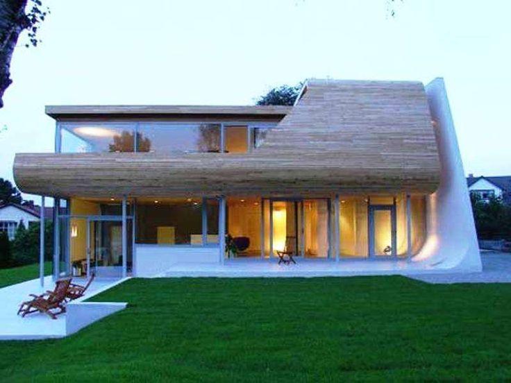 Cele mai bune 25 de idei despre ville moderne pe pinterest - Foto gevel moderne villa ...