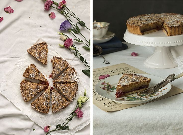 TARTA BAKEWELL | Sweet And Sour