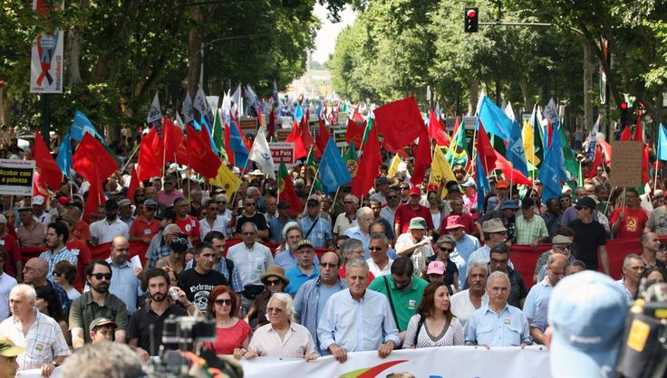 Marcha Nacional «A Força do Povo» | Partido Comunista Português