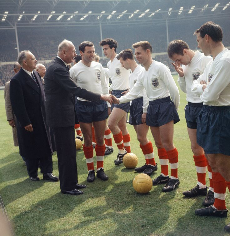 ideas about International Football on Pinterest   England     Detail of England International Football     s by Anonymous