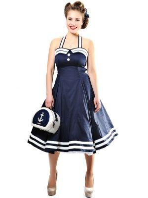 Collectif Sindy Doll Dress Sailor