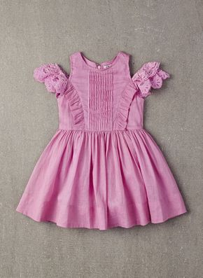 Nellystella Alexis Dress in Orchid Bouquet-#Romiapproved