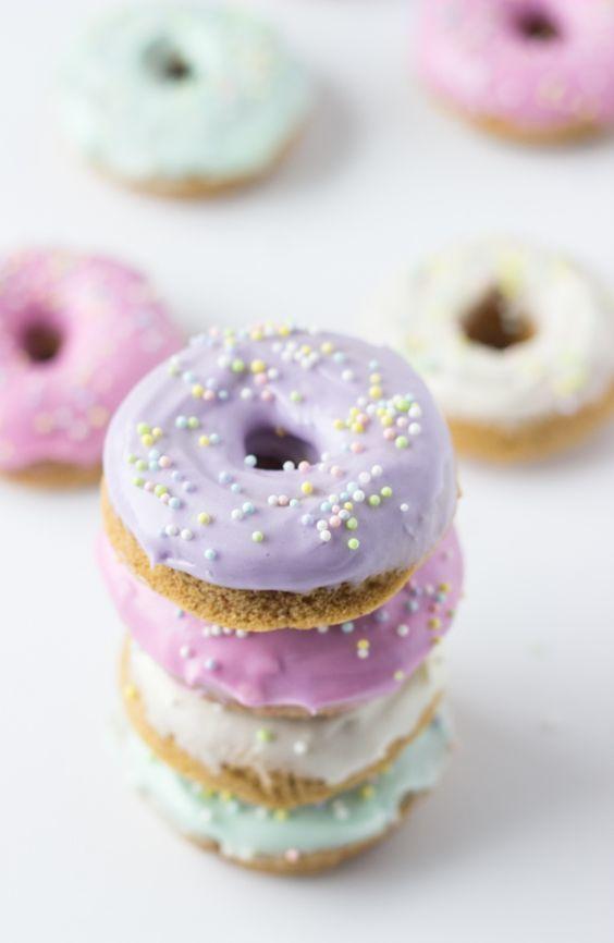 Baked Carrot Cake Donuts // Blahnik Baker