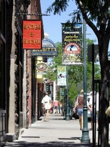 Downtown Flagstaff is one of the most walkable downtowns in Arizona and features regular events.