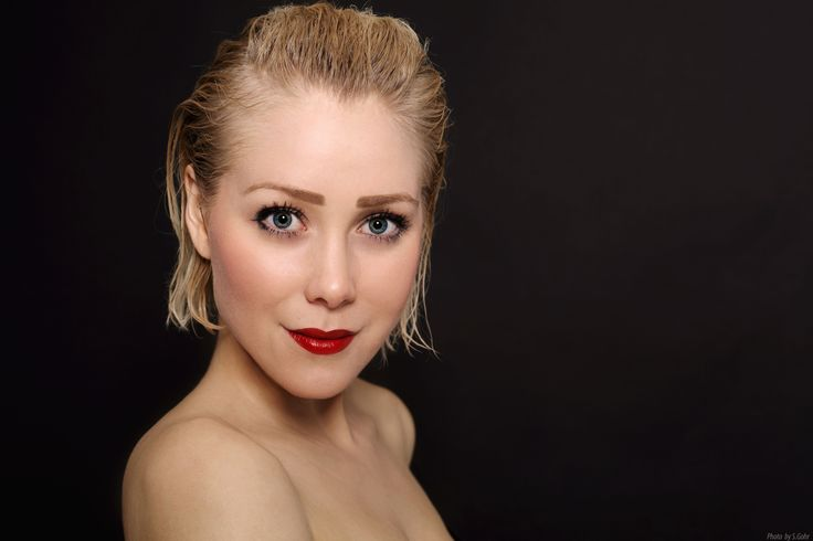 Photo by Sophie Gohr  Model Gemma Karlsen