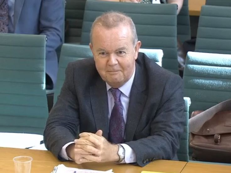 Ian Hislop wants an investigation into Rupert Murdoch's relationship with Michael Gove