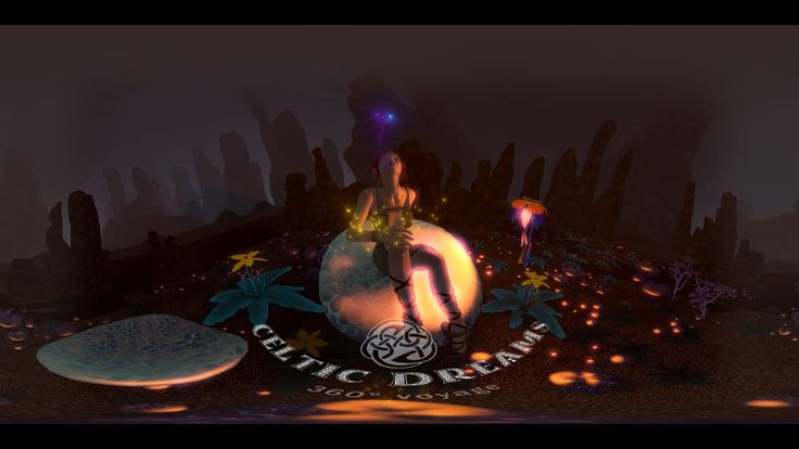 Celtic Music Dreams 360º VR Voyage