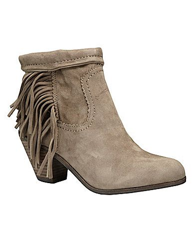 Sam Edelman Louie Booties #Dillards