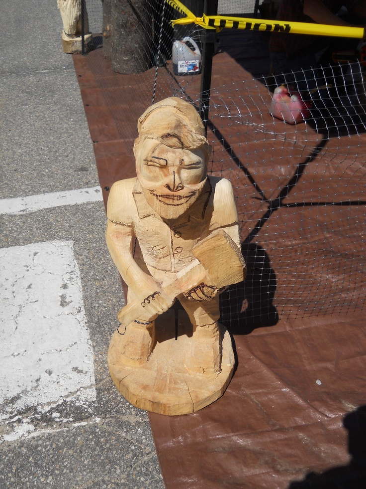 20 Best Chainsaw Carvings Images On Pinterest Chainsaw