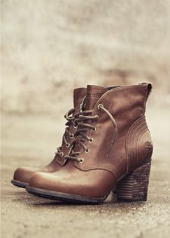 Timberland - Women's 2013 | Ankle Boots  We were talking about lady boots @Kirstie Malley Knightshade Chumley