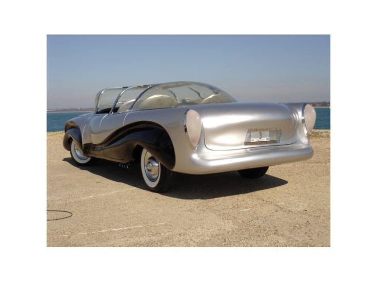 Aurora, concept car by Alfredo A. Juliano