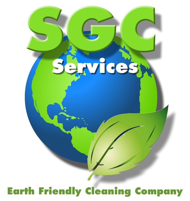 Alan Kindred Design designed and created this logo for SGC Services in Santa Ana, CA.