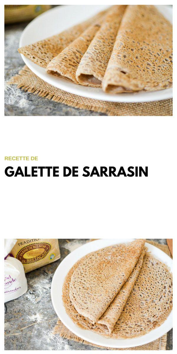 #galette #sarrasin