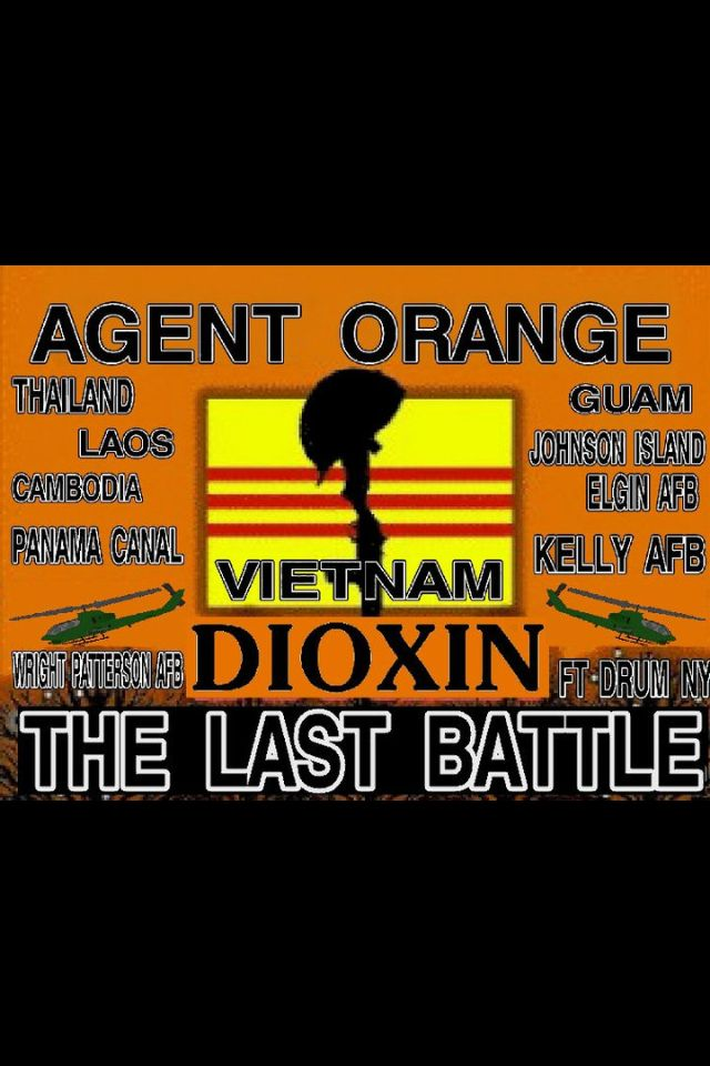 Agent orange the Slow Bullet of Viet Nam that can take decades to kill