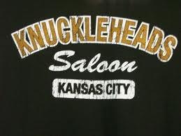 Knuckleheads...kickass bar