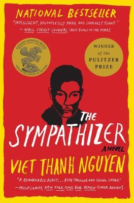 Cover image for The sympathizer / Viet Thanh Nguyen.