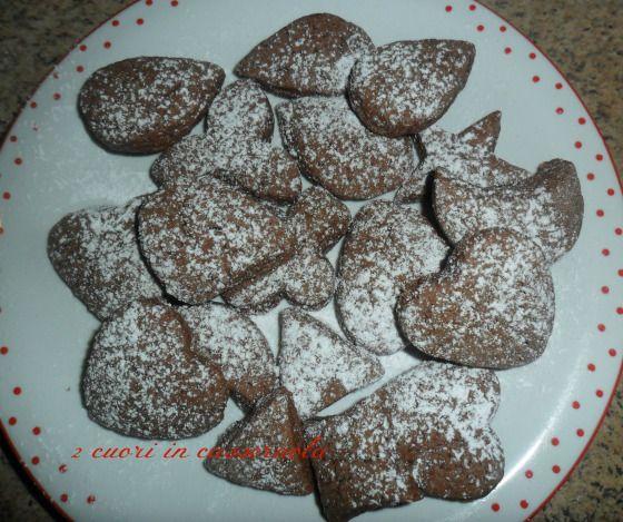 Biscotti al Nesquik | 2 Cuori in Casseruola