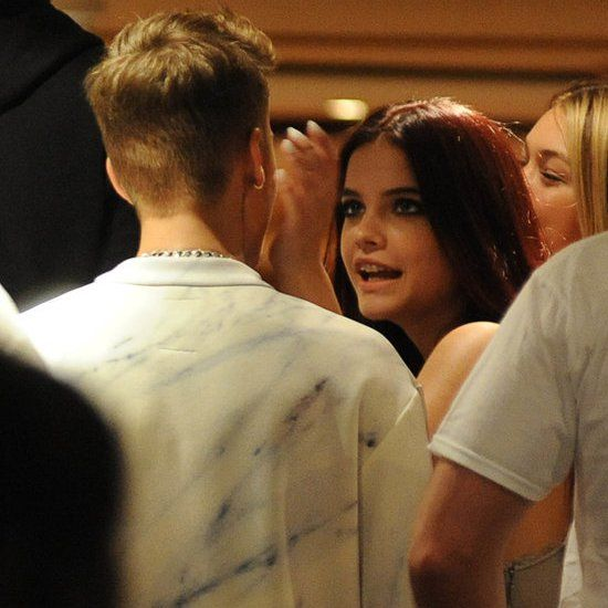 Pin for Later: Justin Bieber Reignites Romance Rumors With a Victoria's Secret Model