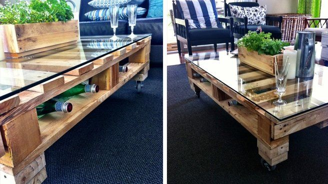 17 Best Table Basse Images On Pinterest Wood Coffee