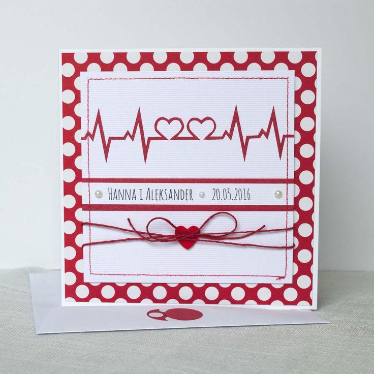 Kartka ślubna dla pary lekarzy #lekarze #kartka #birthdaycard #papercard #papercrafts #craft #handmadecard #handmade #kartkanaslub #scrapbooking #scrapbookingcards #rekodzielo #kartkaweselna #wesele #weddingcard