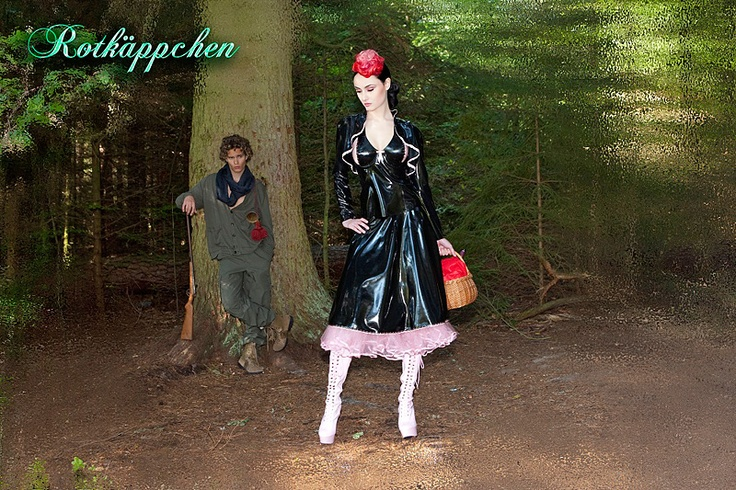 latex-kleider: Latex Kleider, Latexkleid Für