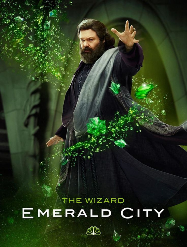 "Emerald City S1 Vincent D'Onofrio as ""The Wizard"""