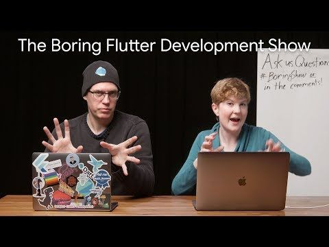 Incorporating Web View into Your App (The Boring Flutter Development