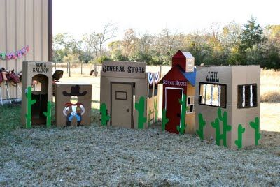 little cowboy or cowgirl party ideas: Party'S, Birthday Parties, Birthdays, Cowboys, Cowboy Party, Cowboy Birthday Party, Party Ideas, Village Houses, Birthday Ideas