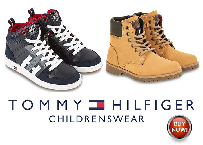 #tommy_hilfiger #kids #shoes #shop_online