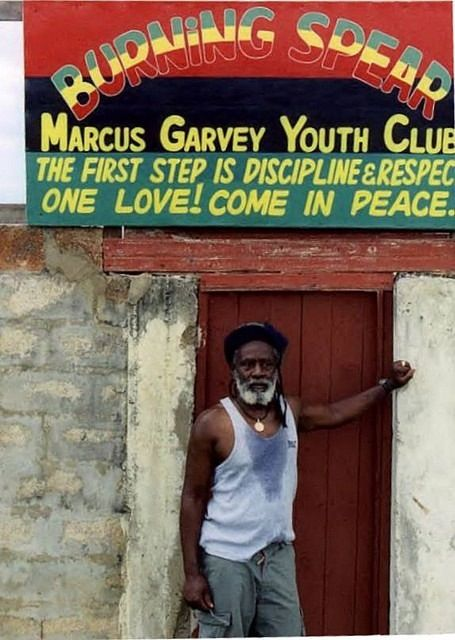 Spare time on your hands? Want to make a positive difference & feel good... help a young person... Burning Spear
